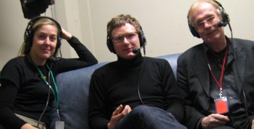 Constanze Kurz, Ulf Buermeyer, Wolfgang Noelke