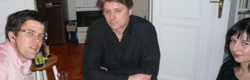 Falko Hennig im Küchenradio
