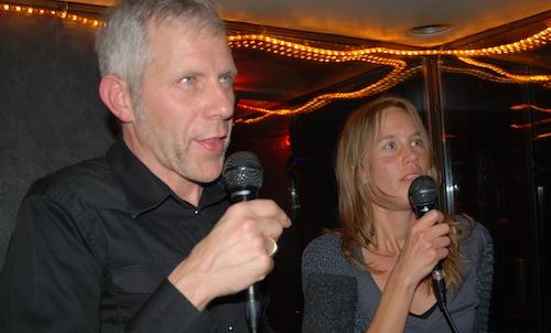 Katja Bigalke und Gerd