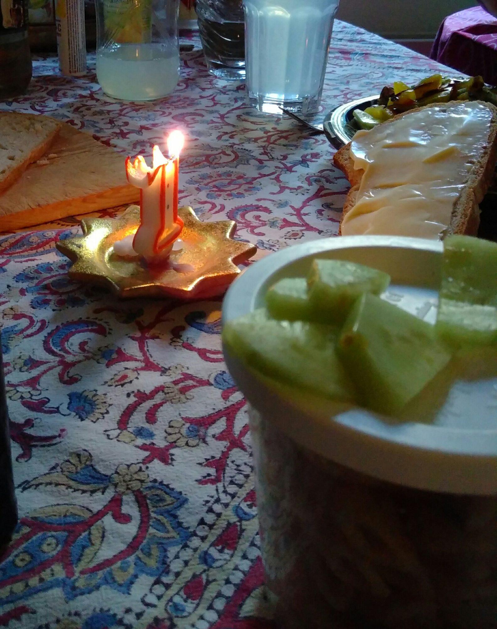 Abendessen Und 1 Geburtstag Berlin Neukolln Lagebilder