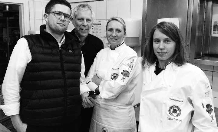 Team Küchenradio mit Frau Herrmann
